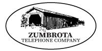 Zumbrota Telephone Logo